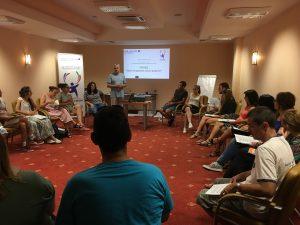 Trening za koordinatore volonterskih centara održan u Belogradčiku